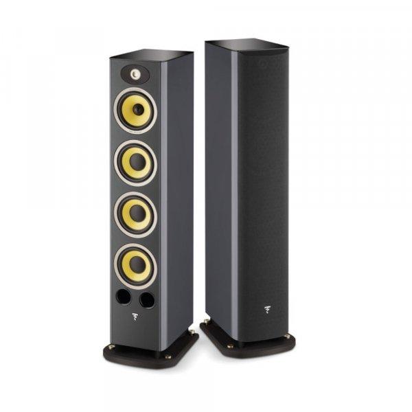 Focal Aria K2 936 Ash Grey Floorstanding Speakers (Pair)
