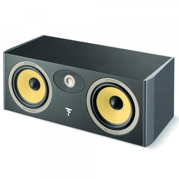 Focal Aria K2 Ash Grey Centre Speaker (Single)