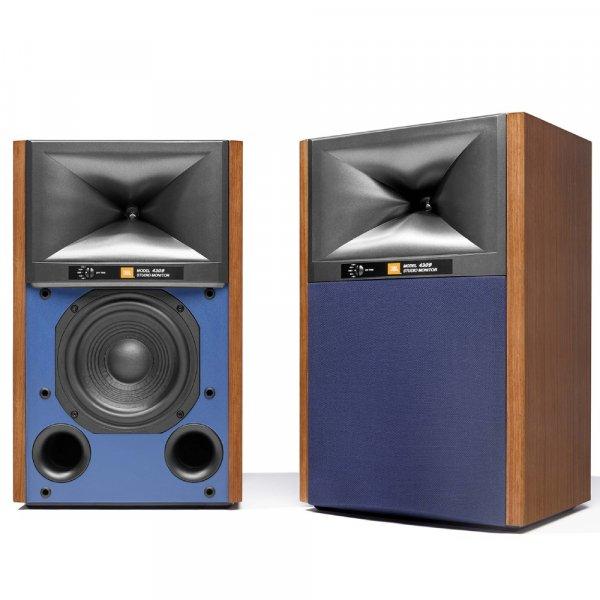 JBL 4309 Walnut Bookshelf Speakers (Pair)