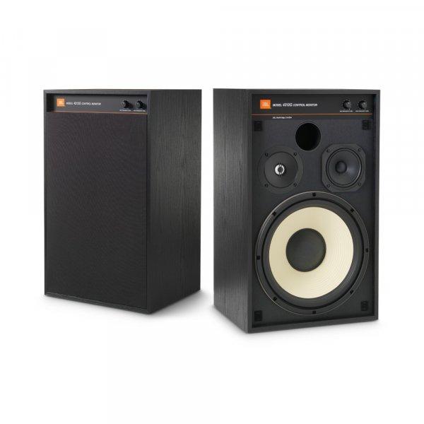 JBL 4312G Black Bookshelf Speakers (Pair)