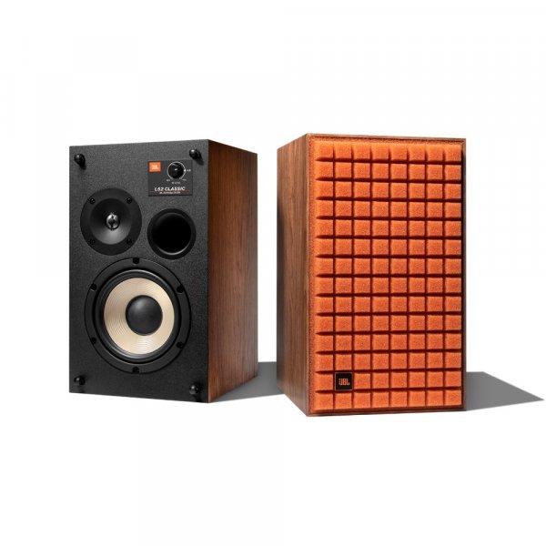 JBL L52 Classic Orange Bookshelf Speakers (Pair)