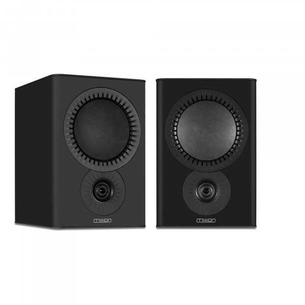 Mission QX-2 MkII Black Bookshelf Speakers (Pair)