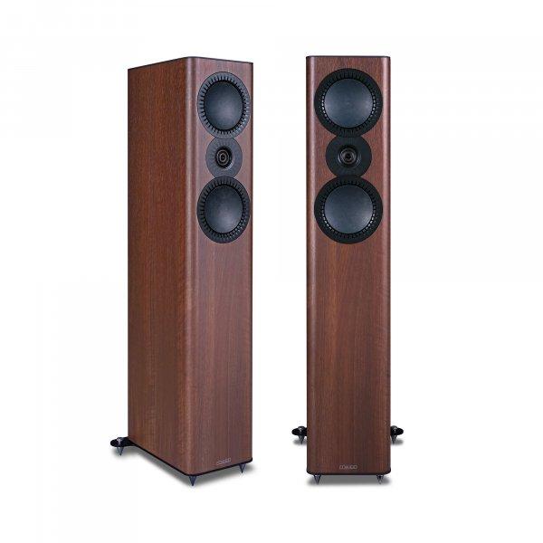 Mission QX-3 MkII Walnut Floorstanding Speakers (Pair)