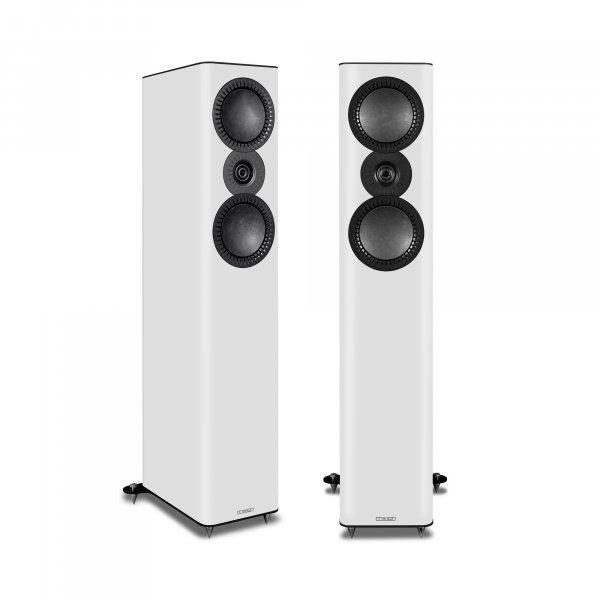 Mission QX-3 MkII White Floorstanding Speakers (Pair)