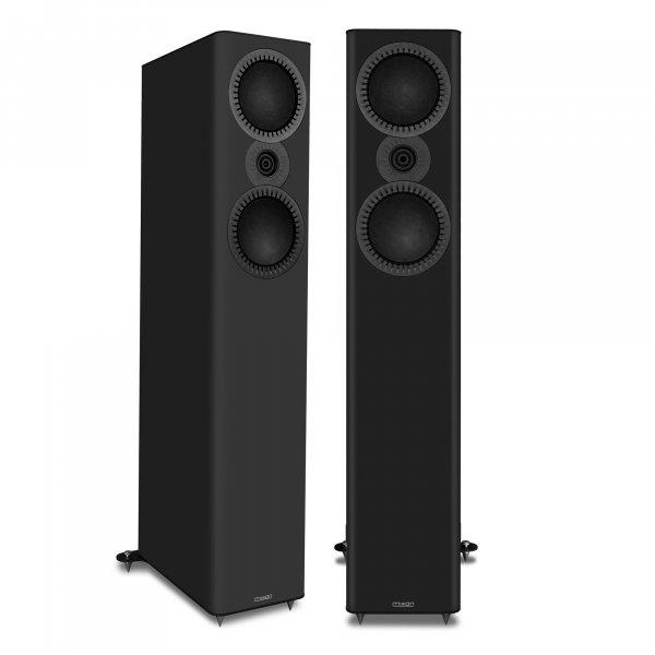 Mission QX-5 MkII Black Floorstanding Speakers (Pair)