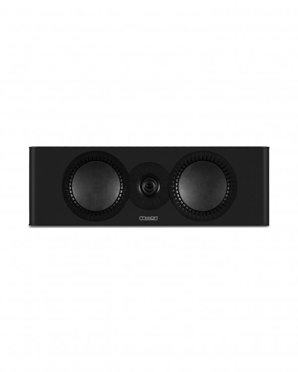 Mission QX-C MkII Black Centre Speaker (Single)