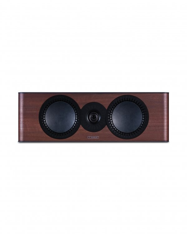 Mission QX-C MkII Walnut Centre Speaker (Single)