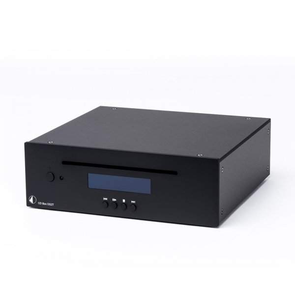 Pro-Ject CD Box DS2 T Black CD Transport