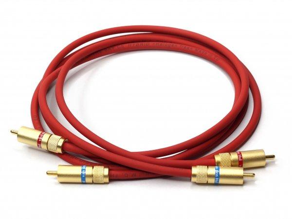 Van Den HUL The Bay Stereo Phono / RCA Cable 1.5m