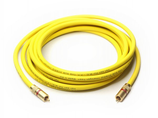 Van Den HUL The SUB Subwoofer Cable 3m