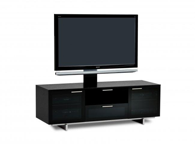 Avion Noir 8937 TV Cabinet Black Oak