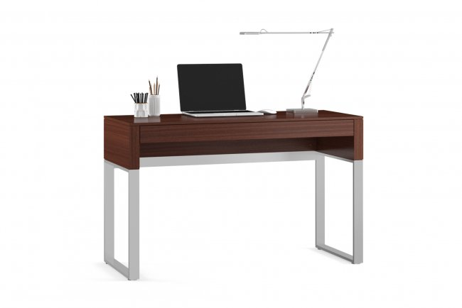 Cascadia 6202 Console/Laptop Desk Chocolate Stained Walnut