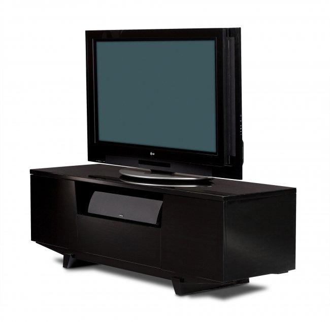 Marina 8729-2 Media Cabinet Gloss Black