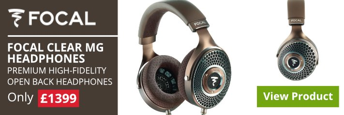 Focal Clear Mg Out Now