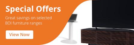 Great savings on selected BDI furniture ranges
